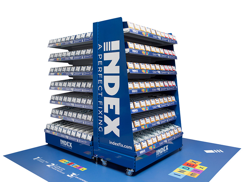INDEX Displays - Island