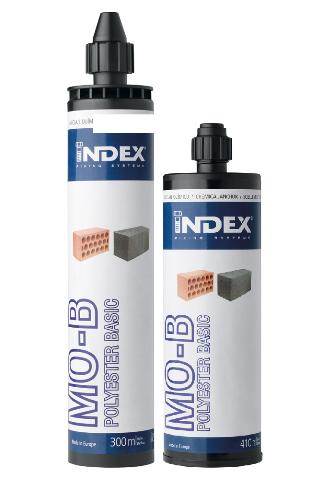 INDEX Fixing Systems - MO-B Basic polyester