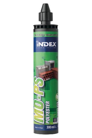 INDEX Fixing Systems - KIT MO-PS Kit Polyester sin estireno