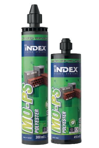 INDEX. A Perfect Fixing - MO-PS Polyester sin estireno