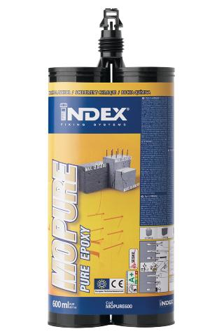 INDEX. A Perfect Fixing - MOPURE Epoxy puro
