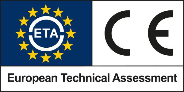 Sello European Technical Assessment CE