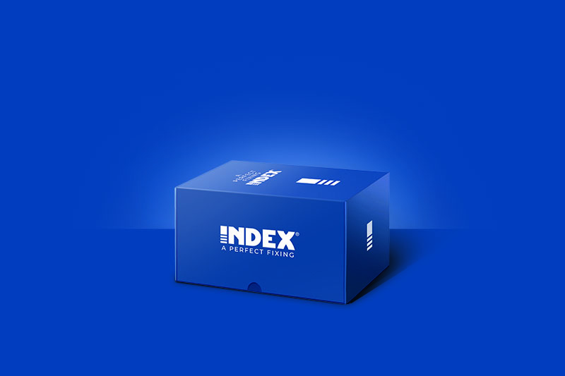 INDEX Fixing Systems is INDEX®‎ A Perfect Fixing from now on